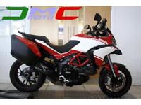 2013 Ducati Multistrada 1200 S Pikes Peak 7,287 Miles + Panniers | £199