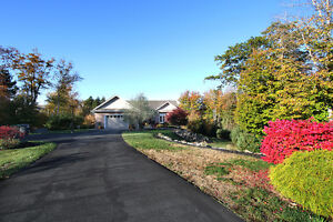 Stunning Fall River Executive Home With Municipal Water!