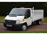 Ford Transit dropside lwb T359 2.2 tdci with 500kg tail lift