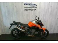 KTM 790 DUKE NAKED STREET BIKE ONLY 2140 MILES AT CRAIGS MOTORCYCLES