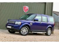 2010 Land Rover Discovery GS 2.7 TDV6 5dr ( 190 bhp ) ESTATE Diesel Manual