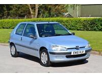 2002 Peugeot 106 1.1 Independence Limited Edition 3dr