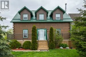 Log Home for Sale in Brighton - OPEN HOUSE SUN JUNE 25-12:30-2