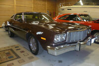 """""""76 FORD TORINO""""  """"SOLD TO A VERY NICE COUPLE FROM ANCASTER"""