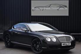 Bentley Continental GT W12 Coupe * Diamond Black + Portland Hide + 20inch Wheels