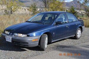 1997 Saturn Model S Sedan