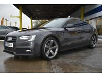 2013 Audi A5 2.0TDI Sportback Automatic GOOD & BAD CREDIT CAR FINANCE AVAILABLE