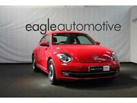 VW Beetle DESIGN TDI BLUEMOTION TECHNOLOGY