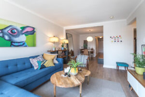 Large and Bright Two Bedroom in Junction