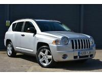 2009 Jeep Compass 2.4 Limited 4x4 5dr