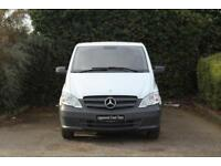 Mercedes-Benz Vito 2.1CDi ( EU5 ) 113 - Long Dualiner 113CDI