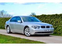 2004 BMW 7 Series 4.4 745i Sport 4dr