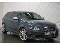 2010 Audi A3 S3 TFSI QUATTRO Petrol grey Manual