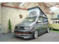 Volkswagen Transporter T6 t5 TDI 204 AURORA EXCLUSIVE EDT CAMPERVAN 4 BERTH