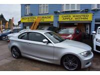 GOOD CREDIT CAR FINANCE AVAILABLE 2011 11 BMW 118d M SPORT COUPE AUTOMATIC