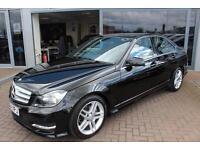 Mercedes C220 CDI AMG SPORT EDITION.