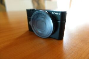 SONY RX100  Camera (Like New in Box)
