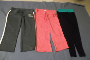 Ladies Aeropostale, American Eagle, Abercrombie Sweat Pants Sz S