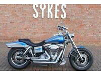 2009 Harley Davidson FXDFSE CVO Dyna Fat Bob 1800cc