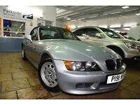 1997 BMW Z3 1.9 Convertible/ Red Leather Seats/ Full Service History