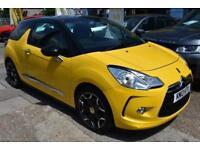 GOOD CREDIT CAR FINANCE AVAILABLE 2013 13 CITROEN DS3 1.6THP 155 D SPORT