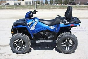 2016 Polaris Sportsman Touring 570 SP Blue Fire