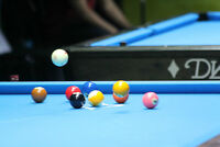 Billiard & Pool & 9-ball 8-ball personal trainer