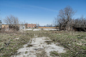 1.7 Acres of Vacant Land in the Heart of Orillia