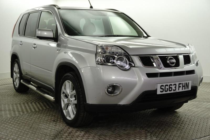 2013 nissan x trail dci n tec plus diesel silver manual. Black Bedroom Furniture Sets. Home Design Ideas
