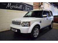 2011 11 LAND ROVER DISCOVERY 4 3.0 4 SDV6 GS 5D AUTO 245 BHP 7 SEATS DIESEL