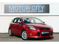 2012 Ford Focus TITANIUM Hatchback Petrol Manual