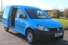 Volkswagen Caddy Maxi 1.6TDI With Air/con Diesel Van 61 Reg £6,895 + VAT