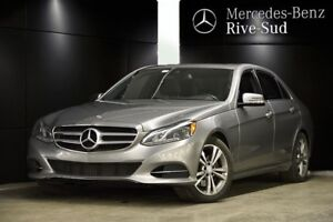 2014 Mercedes-Benz E250 BlueTEC 4MATIC Sedan