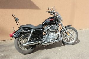 2005 Harley-Davidson XL883 - Sportster 883 Prince George British Columbia image 3