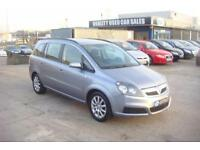 Vauxhall/Opel Zafira 1.9CDTi 120ps 2006 Club
