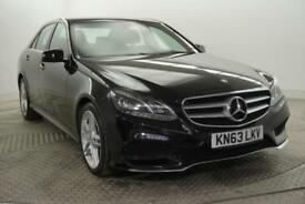 2013 Mercedes-Benz E Class E350 BLUETEC AMG SPORT Diesel black Automatic