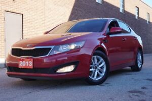 2013 Kia Optima LX PLUS SUNROOF ALLOYS HEATED SEATS 127KM'S