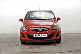2014 Vauxhall Corsa S ECOFLEX Petrol red Manual