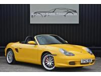 Porsche Boxster ( 986 ) 3.2 S Tiptronic Speed Yellow + Previously Supplied by Us