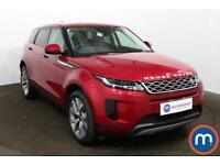 2019 Land Rover Range Rover Evoque 2.0 P200 HSE 5dr Auto 4x4 Petrol Automatic