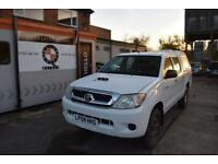 Toyota Hilux 2.5 2008 IDEAL FOR EXPORT. ABSOLUTE BARGAIN!!!