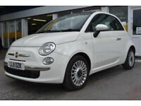 GOOD CREDIT CAR FINANCE AVAILABLE 2011 11 FIAT 500 0.9 LOUNGE
