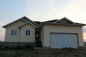 3 Bedroom Brand New home with furniture at Belle Plaine