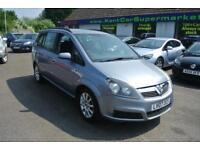 Vauxhall Zafira CLUB CDTI 8V