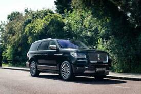 2019 Lincoln Navigator Presidential Petrol black Automatic