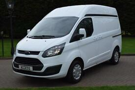 Ford Transit Custom Extra high Roof 2.2 tdci