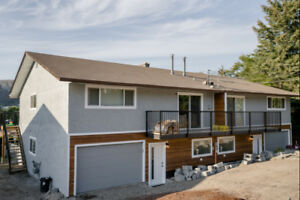 Vernon 2-bedroom walkout unit, new reno, utilities/laundry incl.