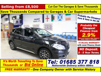 2014 - 64 - SUZUKI SX4 S-CROSS 1.6 DDIS SZ-T 5 DOOR HATCHBACK (GUIDE PRICE)