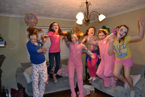 In Home Birthday Spa Party for your little princess London Ontario image 3