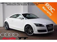2009 Audi TT Coupe 2.0T FSI -ONLY 35K FULL AUDI SERVICE HISTORY-IMMACULATE-